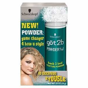 göt2b® Powder'ful Back Bed Texture Powder
