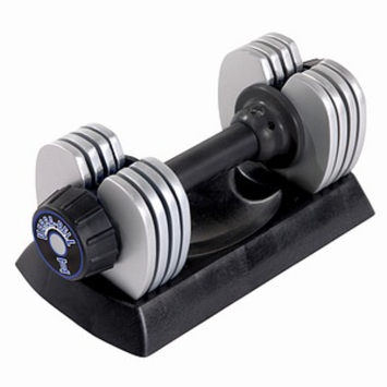 Stamina 25 lb. Versa-Bell II Adjustable Dumbbell