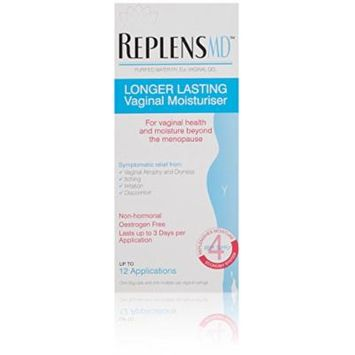 Replens Md Post-Menopause Vaginal Moisturiser - Pack Of 3