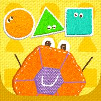 NCSOFT Doodle Critter Math: Shapes