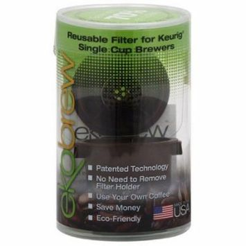 Ekobrew Reusable Filter for Keurig Single Cup Brewers, (Pack of 12)