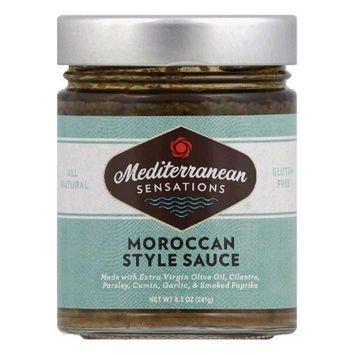 Mediterranean Sensations Sauce 8.5oz Pack of 6