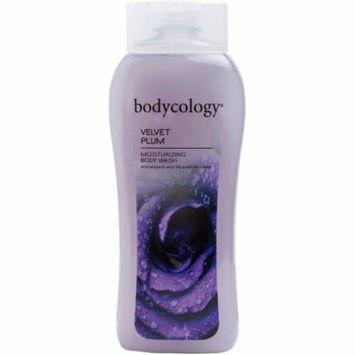 Bodycology Velvet Plum Moisturizing Body Wash, 16 fl oz