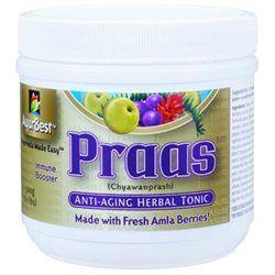 Praas Herbal Tonic, 500 Grams, Komal Herbals AyurBest