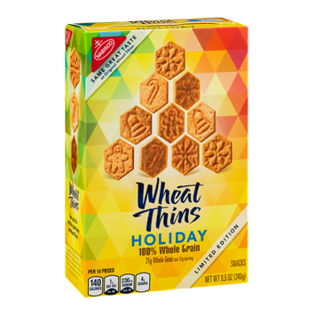 Nabisco Wheat Thins Snacks Holiday