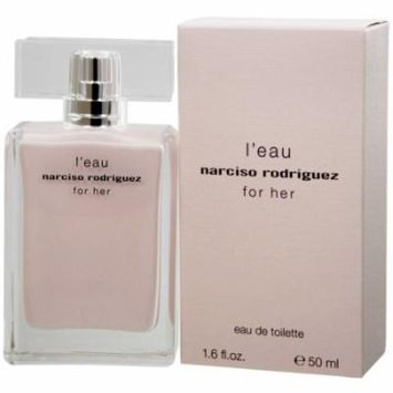 Narciso Rodriguez L'eau For Her Edt Spray 1.7 Oz By Narciso Rodriguez