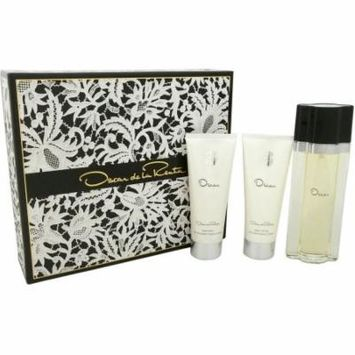 Oscar De La Renta by Oscar De La Renta for Women Gift Set, 3 pc