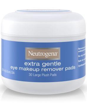 Neutrogena® Extra Gentle Eye Makeup Remover Pads