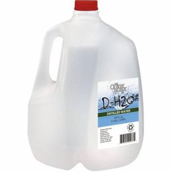 Office Snax Distilled Water, 1 gal, 126 count