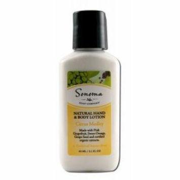 Sonoma Soap - Hand & Body Lotion, Citrus Medley 2.1 oz