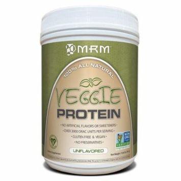 Veggie Protein Natural MRM (Metabolic Response Modifiers) 561 grams Powder