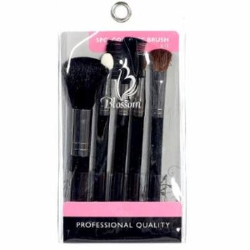 (3 Pack) Blossom 5 Piece Cosmetic Brush Kit - Small - Small Brush Kit 5pc.
