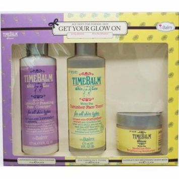 theBalm Get Your Glow On Age Defy for Normal Skin Kit