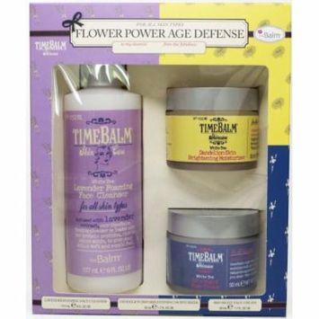 theBalm Flower Power Age Defense Kit For all skin types