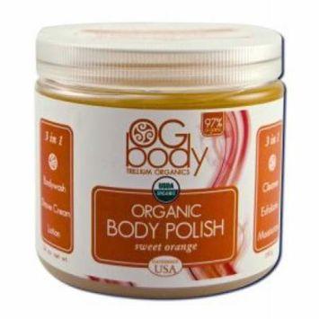 Trillium Organics - OgBody Body Polish, Sweet Orange 24 oz