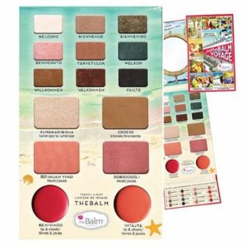(3 Pack) theBalm Balm Voyage Travel Palette - Vol. 2