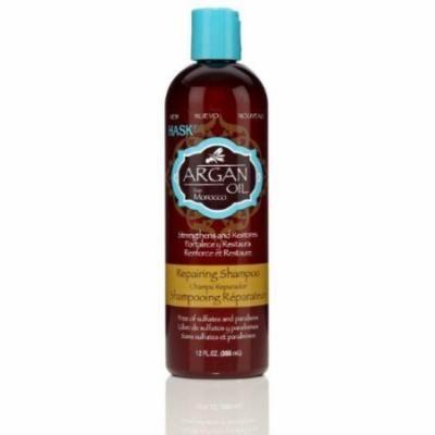 Hask Argan Oil Repair Shampoo 12 oz. (Pack of 6)