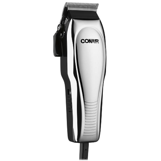 Conair 21-Piece Chrome Haircut Kit