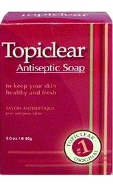 Topiclear Antiseptic Soap ORIGINAL - 7oz bar