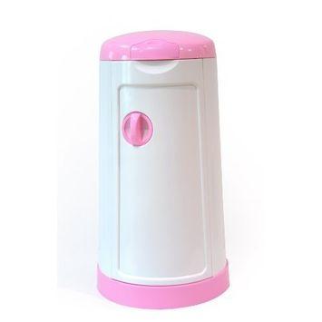 Munchkin Arm & Hammer Diaper Pail System, Pink