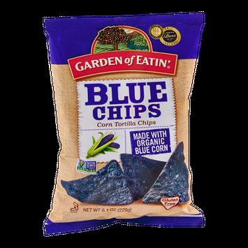 Garden of Eatin' Corn Tortilla Chips Blue Chips