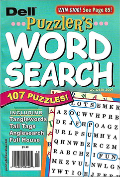 Kmart.com Dell Word Search Puzzles Magazine - Kmart.com