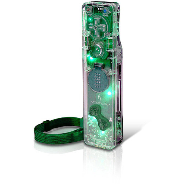 PDP Afterglow Gesture Controller for Wii/Wii U, Green