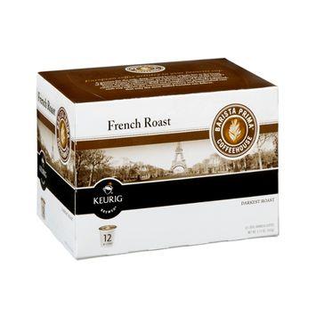 Barista Prima Coffeehouse K-Cups French Roast Darkest Roast - 12 CT