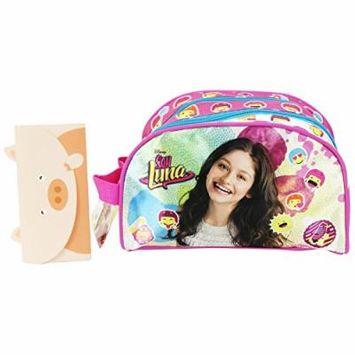 Disney Soy Luna Icons Cosmetic Case Travel Case Pencil Case