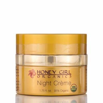 Honey Girl Organics Night Crme 1.75 fl oz