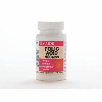 Folic Acid Tablets 1 Count