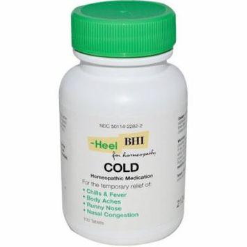 Heel Cold, Tablets, 100 CT