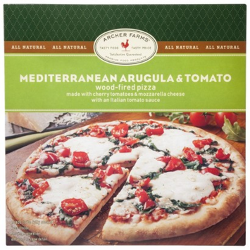 Archer Farms Mediterranean Arugula & Tomato Pizza - 15.5 oz.