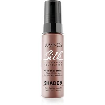 Luminess Air Airbrush Rich-Silky Finish Foundation, Shade Coffee SK9, 0.55 Fluid Ounce