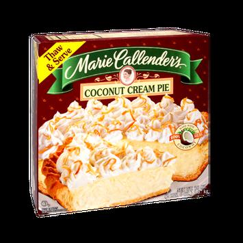 Marie Callender's Coconut Cream Pie