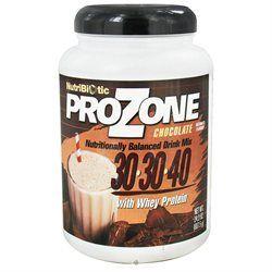 NutriBiotic Prozone Drink Mix Chocolate - 24.2 oz