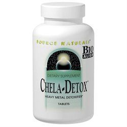 Source Naturals - Chela-Detox - 30 Tablets