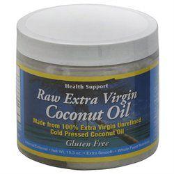 Health Support Raw Coconut Oil 15.3 fl oz