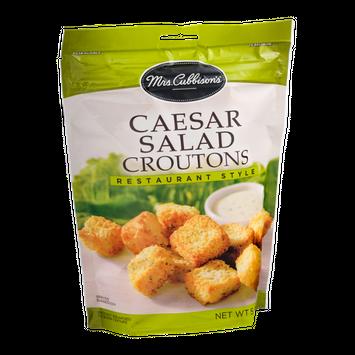 Mrs. Cubbison's Caesar Salad Croutons Restaurant Style