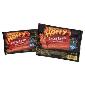 Hoffy® Hoffy Extra Lean Beef Franks - 5 Packages