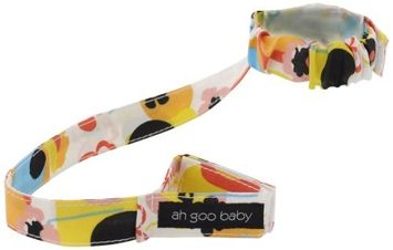 Ah Goo Baby Poppy Bottle Strap