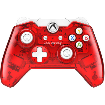 PDP RC Wired Controller for Xbox One, Red