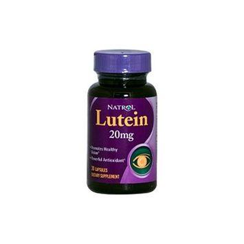 Natrol - Lutein 20 Mg - 30