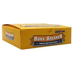 Bonk Breaker Energy Bar, 12/Box / PEANUT BUTTER & JELLY