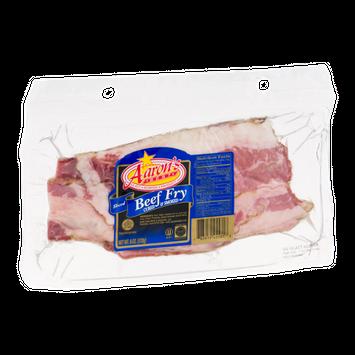 Aaron's Best Sliced Beef Fry