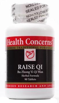 Health Concerns Raise Qi (Bu Zhong Yi Qi Wan) 90t