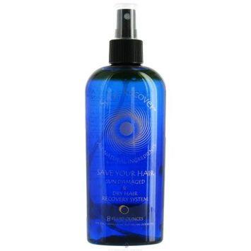 Solar Recover Hair Moisturizer and Detangler - Save Your Hair - Sun Damaged & Dry Hair Recovery 8oz