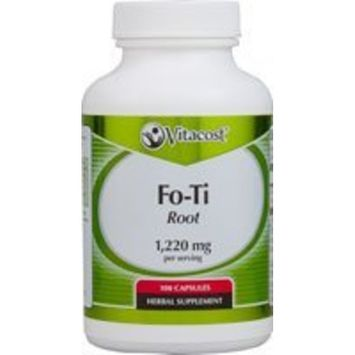 Nutraceutical Sciences Institute  NSI Vitacost Fo-Ti Root -- 1220 mg per serving - 100 Capsules