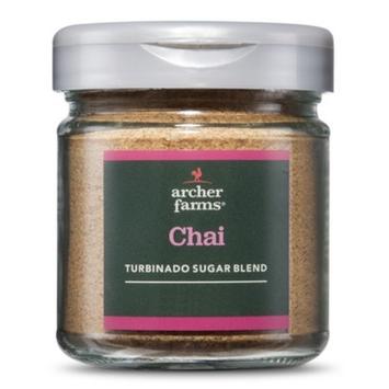 Archer Farms Chai Flavored Sugar 5.6OZ