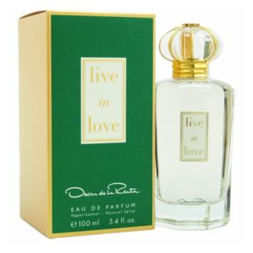 Oscar de la Renta Live in Love Eau de Parfum